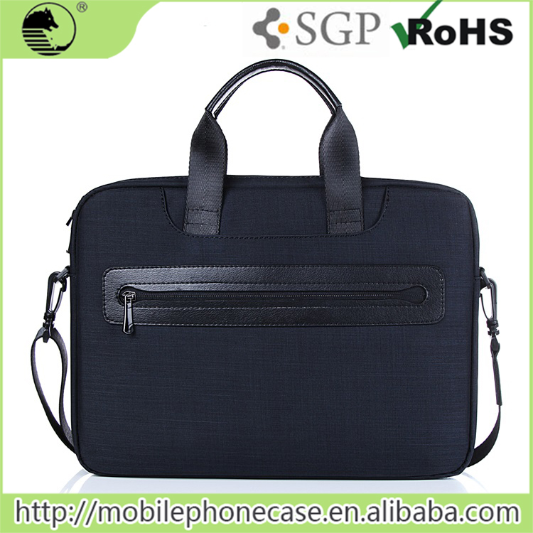 "Factory Price Shockproof Laptop Case 14"" With Strap And Handle"