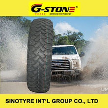 cheap gold supplier sand and desert tyre 4x4 car tires made in china