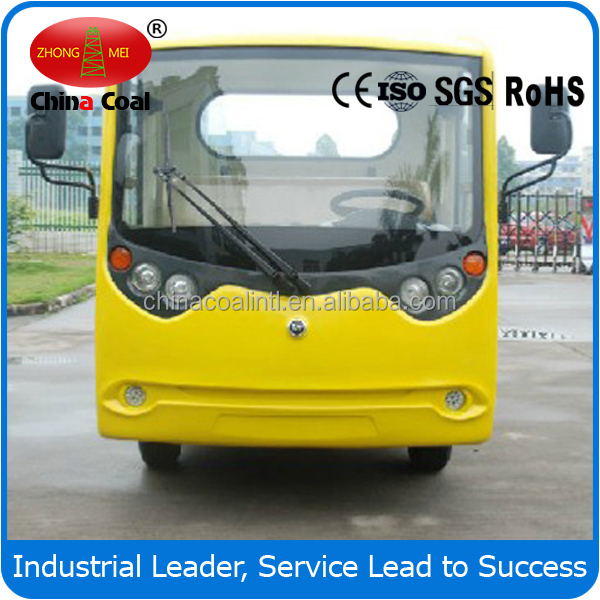 72V Input Voltage Electric Flatbed Truck From China Coal