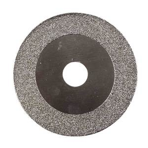 diamond grinding disc electroplated cutting blade for cutting glass