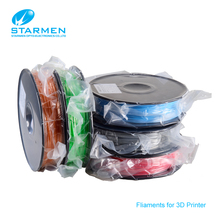 High quality 3D Printer filament PLA, HIPS, ABS, PETG, PA, PC, POM