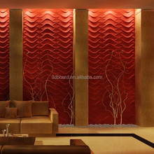 building material 3d outdoor wood panel decorative wall panels for walls