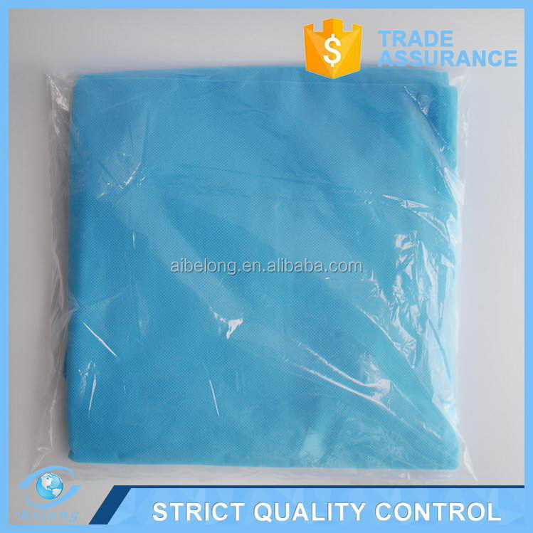 Premium quality cost price cheap disposable lab coats smocks