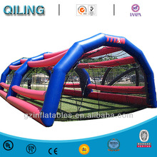 Inflatable sport games baseball batting cage