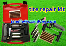 wholesale good quality co2 car motorcycle tire repair tool kit from factory