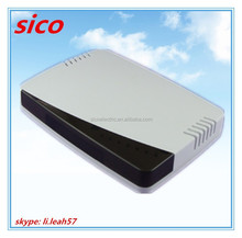 Network wireless router enclosure