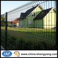 Welded and PVC coated wire fence panels for sale