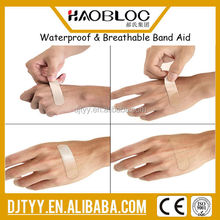 Crazy Selling Wound Dress of Waterproof High Elastic Strongly Adhesive Band Aid