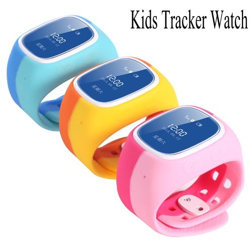 2015 Kids Cell Phone Watch D14, Wrist Watch Gps Tracking Device For Kids For Android / IOS Anti-lost Kid