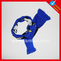 2016 HOT SALE! football New product new design world cub scarf