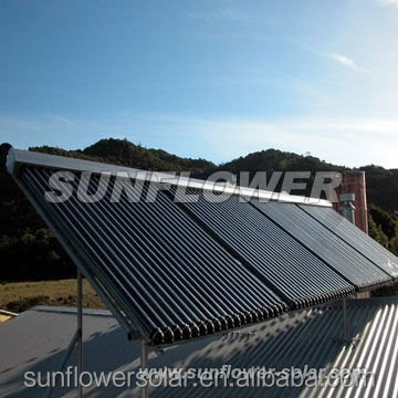 Portugal solar water heater