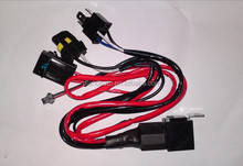 DLAND GOOD QUALITY MOTORCYCLE HI/LO HARNESS RELAY