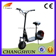cheap sport mini gas 49cc scooter for kids with ce