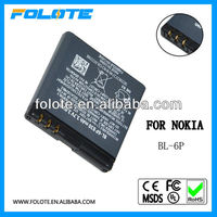GENUINE FOR NOKIA BATTERY BL-6P BL 6P 6500 CLASSIC 7900 PRISM