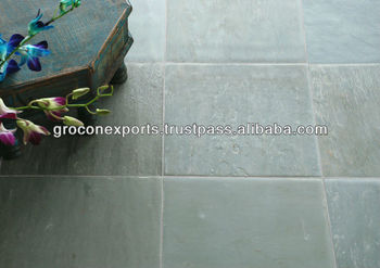 Green Limestone Tiles & Slab