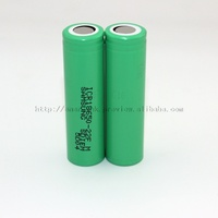 Origina ICR li -ion rechargeable battery cell for Samsung 18650 2200mah FM