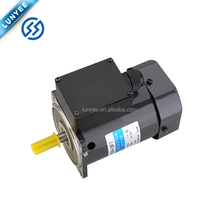 60w single phase low rpm electric ac induction motor
