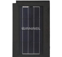 German High Technology Best Quality Solar Roof Shingle Panel Tiles