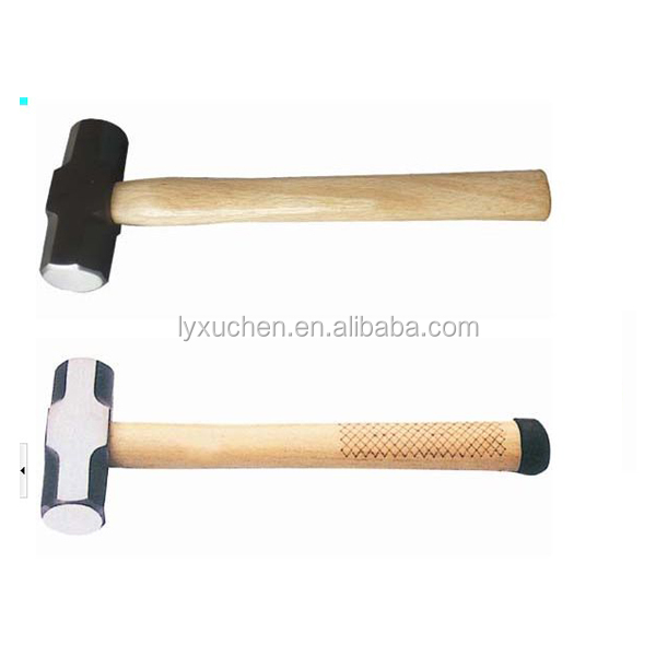 wood handle blacksmith power forging hammer for sale