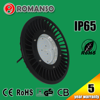 Hot selling outdoor light hid high bay replacement 100w UFO gymnasium lights for tennis court