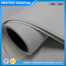 Wholesale 380Gsm Eco Solvent Printing Inkjet Glossy Cotton Canvas for Roland Eco Sol Max Inks