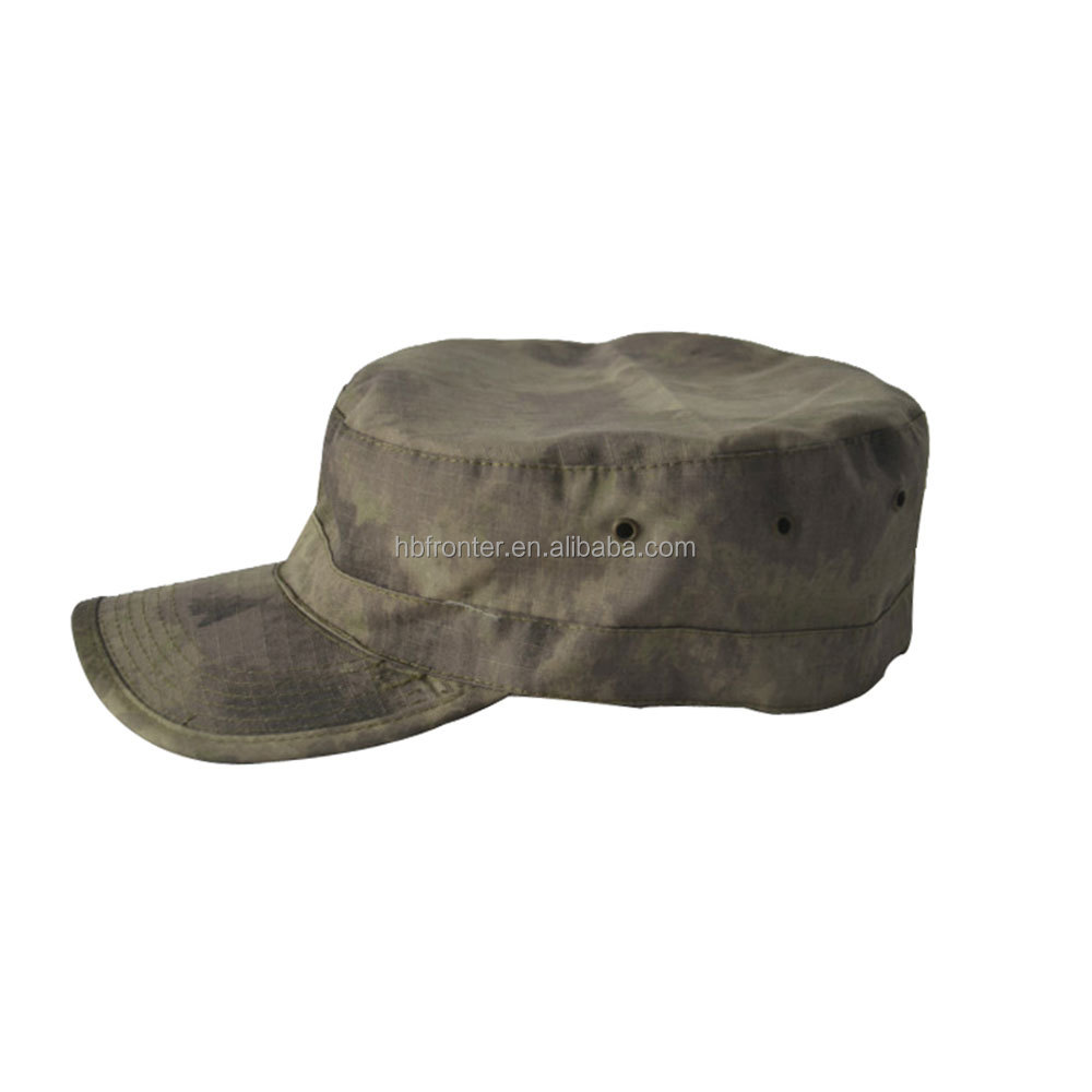 Hot sale casual camouflage military peaks cap