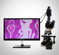 Popular Multi-purpose biological microscope with high resolution 10MP camera