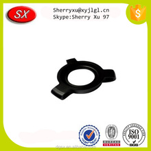 ISO passed factory custom high precision carbon steel turning metal desk parts