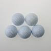 5 pcs electronic led flashing light up golf balls for golf practice sports