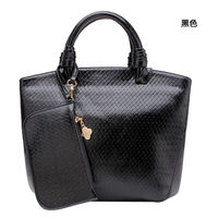 wholesale alibaba Retro style luxy black a3 size portfolio bag with any color