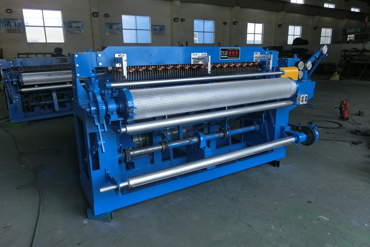 full automatic dutch welded wire mesh weaving machine