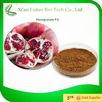 Glycolic acid 95% Peel Pomegranate Extract/punicalagins pomegranate extract/pomegranate plant extract40%