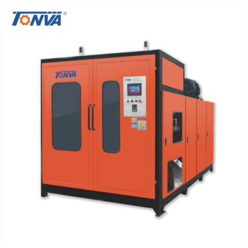Blow molding machine 5L for washing bottle and analogous plastic products