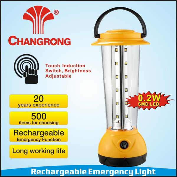 Switch light with rechargeable function