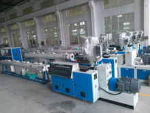 professional manufacturer hdpe pipe extrusion machine/line