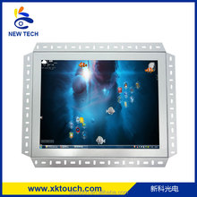 Cheap 32 inch general touch screen monitor open frame for industrial