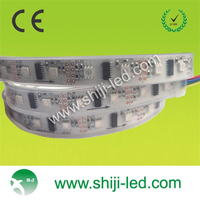 12V pixel LPD 8806 led strip ic rgb smd5050 flex strip ip65