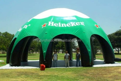 Custom large inflatable outdoor camping tent