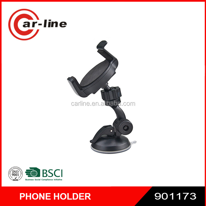 New Rotation Universal Car Mount Holder for Mobile Phone With Suction Cup