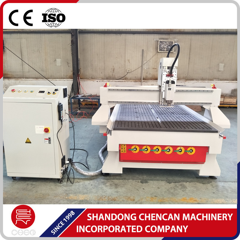 Wood working funiture made cnc router machine