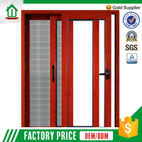 Affordable price high-end aluminum glass door and window frame
