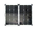 60W 80W 100W 120W 160W 200W Monocrystalline Foldable Solar Panel with Adjustable Bracket 18V Folding Solar Kits