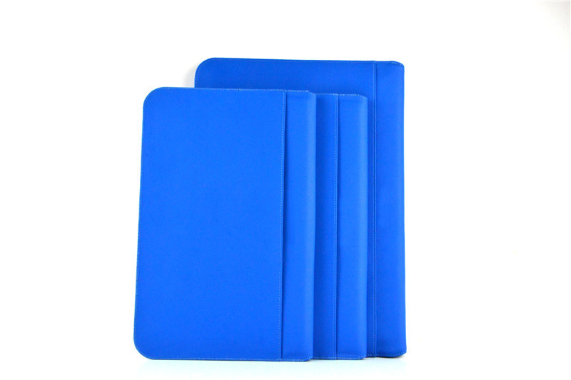 "Cute waterproof silicone/leather 7"" universal tablet pc case"