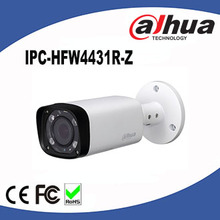 IPC-HFW4431R-Z Dahua H.265 4MP WDR Bullet Motorized Lens IP Camera CCTV Security Network Camera