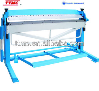 (PBB2020/1.2) Folding Machine, manual sheet metal bending machine