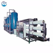CE Approved Reverse Osmosis Seawater Desalination Machine