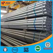 Asme Galvanized Scaffolding Pipe Steel Pipes/tubes/gi Conduit Various Sizes