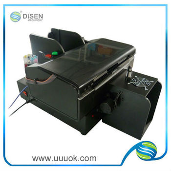 Digital cd printer