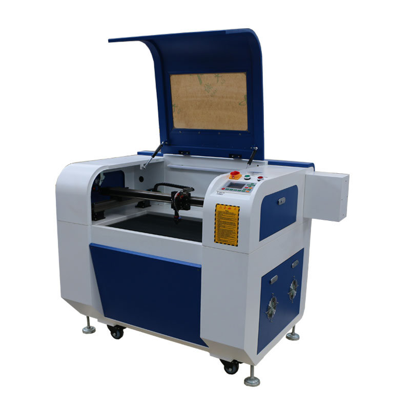 Great value 40W high accuracy laser engraver for lego tape cutting with Ruida control system