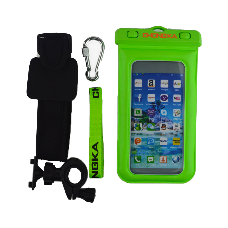 Waterproof Case For nexus 5 With Armband And Bike Mount